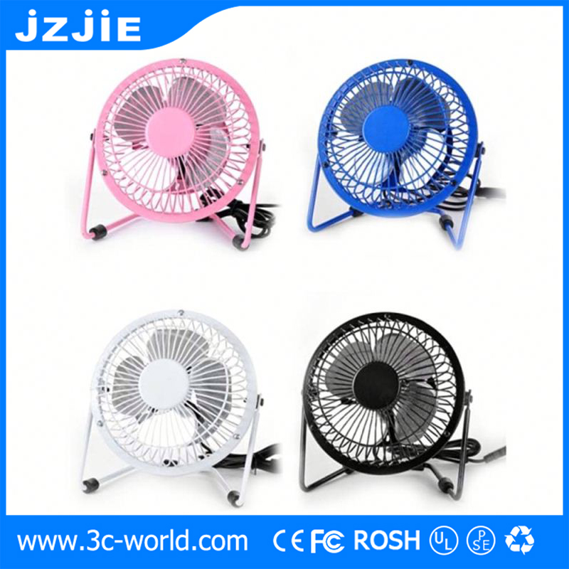 high quality personal cool wind small usb battery powered ceiling fan