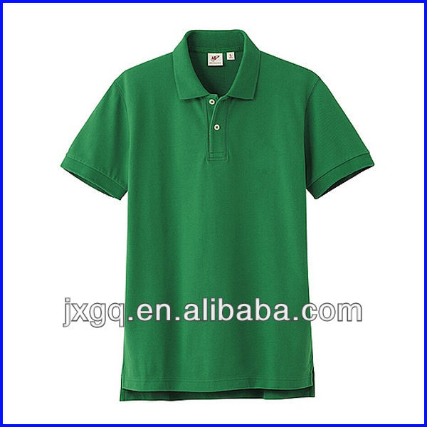 Wholesale fashion design mens brand plain 100 polyester polo shirts wholesale