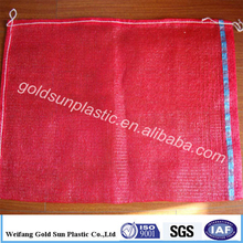 Alibaba china wholesales pp leno onion mesh bag from factory