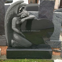 Wholesale Granite Angel Headstone Designs