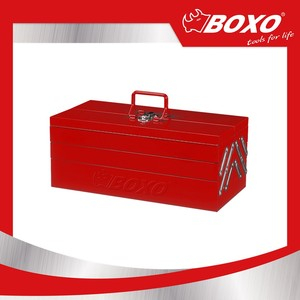 BOXO ECC8005 Hot Sale Garage Tool Metal Carry Box with Lock Cabinet
