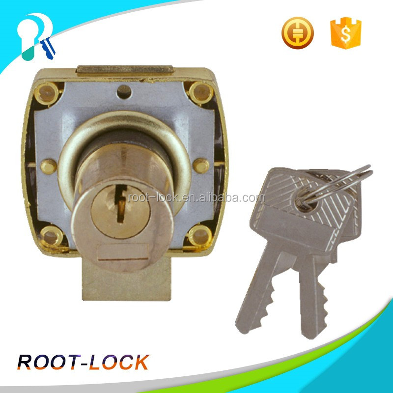High quality one side door drawer lock deadbolt lock