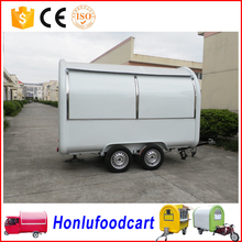High Quality Mobile mobile fast food car / frozen food truck / food delivery car