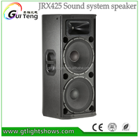 Professional JRX425 Audio Speaker 600 Watts 15 Inch for Stage Sound