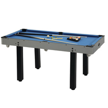mini billiard table with different dimension from Chinese factory