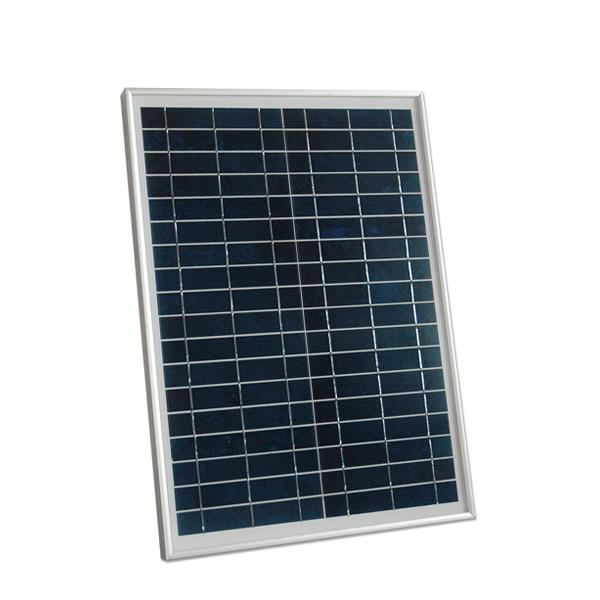 12V 10W 20W 30W 40W 50W Poly Crystaline photovoltaic solar panel