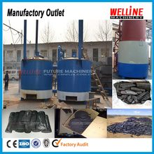 wood charcoal carbonization stove carbonization oven carbonization furnace