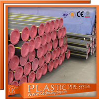 2 inch poly pipe for construction industry