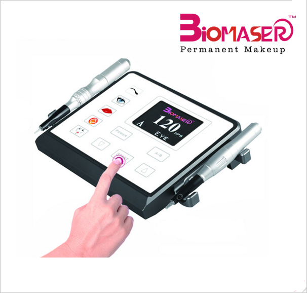 Semi Permanent Makeup Machine With Touch Screen Panel