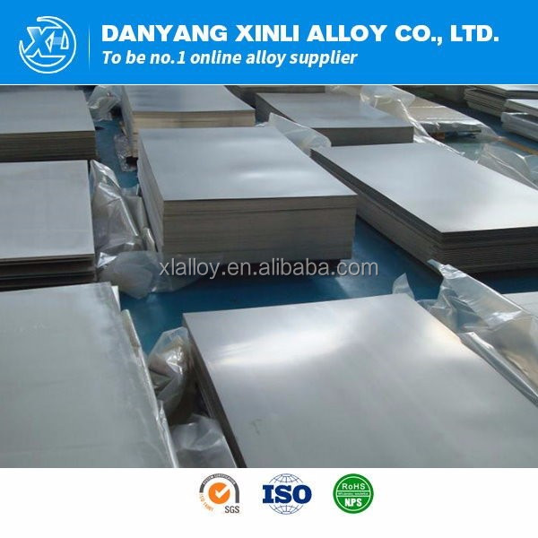 Inconel plate / sheet 600 625 718