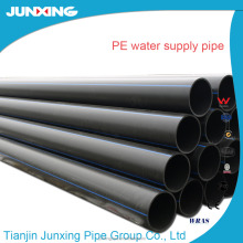 40mm Plastic Polyethylene tubing HDPE pipe 1 black rolled water pipe