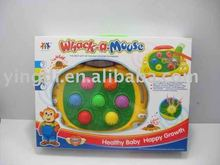 New item:whack a mouse,electronic games,Funny game,toys, gifts