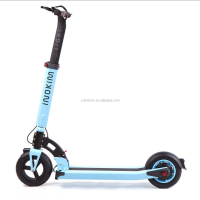 Two wheels self balancing retro electric scooter