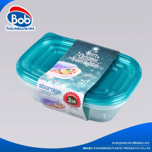 PP Plastic cake containers/container food/adult lunch box