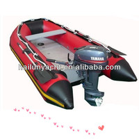 Inflatable fishing boat 8 rubber boats for sale