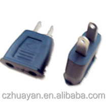 AC plug 110V to 110V AC adaptor(4mm)