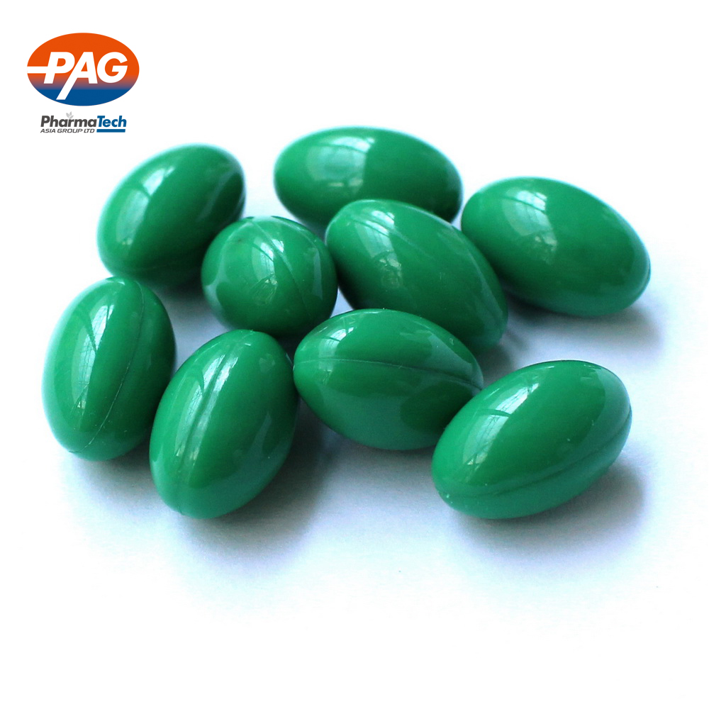 OEM brand private label ginko biloba capsules