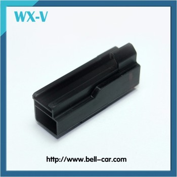 Free Samples 1 Pin Pole 250 Automotive Electrical Female Connectors Housing In Stock 331.523-00
