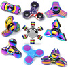 Coloful Fidget Spinner Fidget Hand Tri