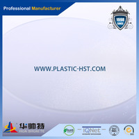 100% Virgin Round Acrylic Panle for Led Lighting
