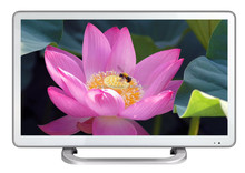 1366*768 resolution 21 inch flat screen small color tv for sale