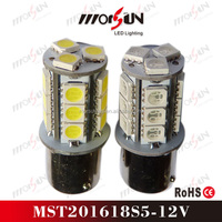 2016 Morsun Polarity T20 18SMD lamp, red, blue,yellow, gree, led lamp LED Tuning Light