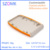 plastic containers handheld plastic battery enclosure abs housing box