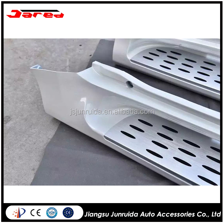 Durable hot-sale side step running board for prado