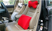 New colorful memory foam cushion set back cushion and seat cushion home office car