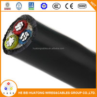 Rated voltage 0.6/1kv Sheathed PVC insulated cables