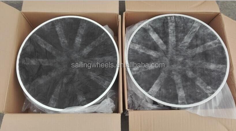 5 holes replica alloy wheels rims & car alloy wheels rims from China