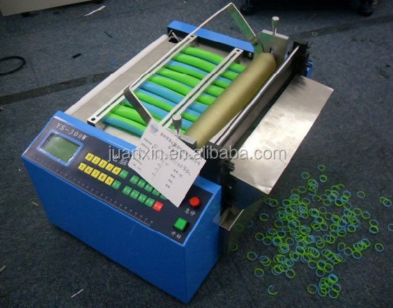 New arrival automatic silicone rubber band cutting machine with CE factory price