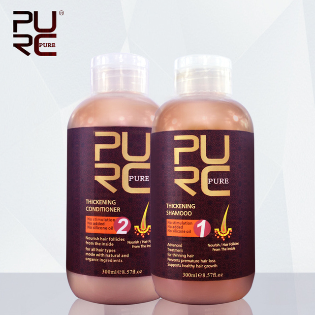 Good sale anti hair thinning products best car shampoo and hair conditioner for women