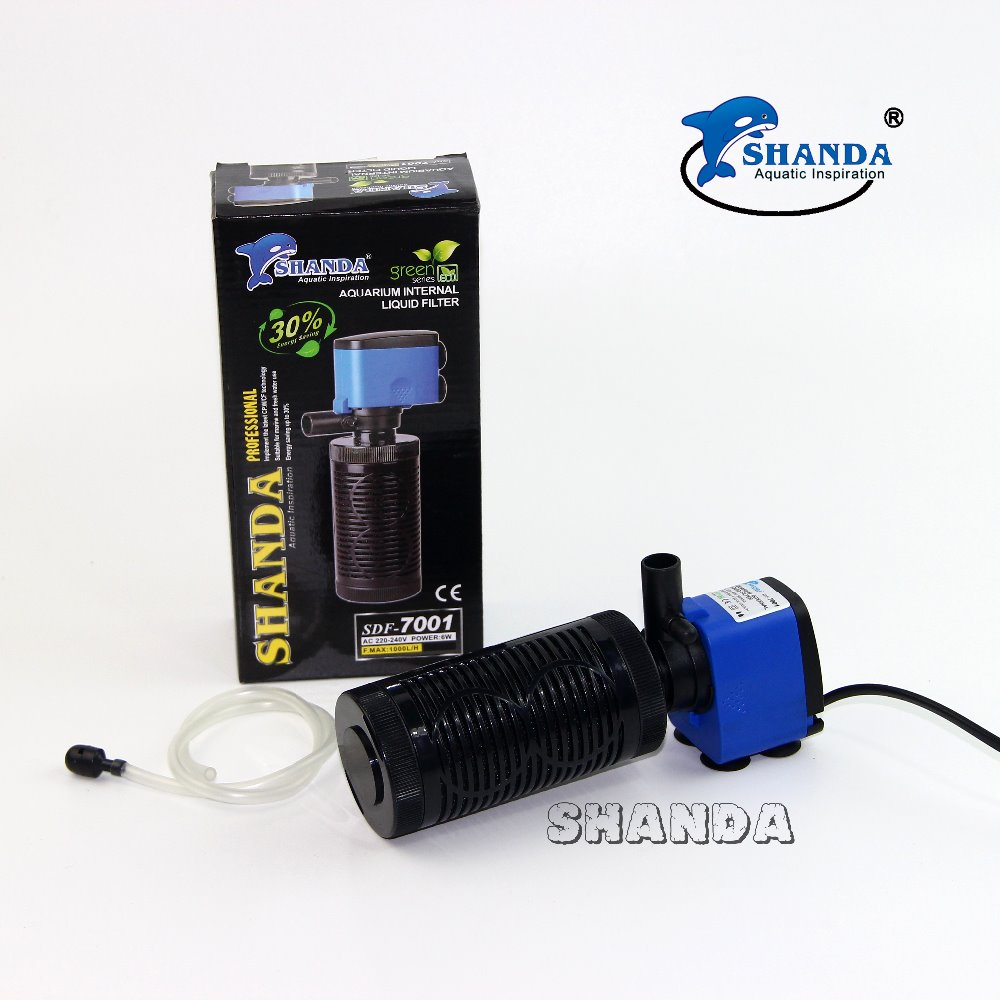 Aquarium Durable Internal Filter Liquid Filter SDF-7001