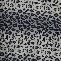 Polyester Flora Jacquard Snake Skin Digital Printed Fabric