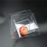 Disposable good quality Clear Plastic Fruit Salad Containers