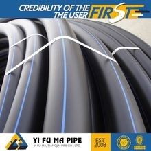 ISO4427 Standard hdpe pipe 10mm to 50mm for water supply