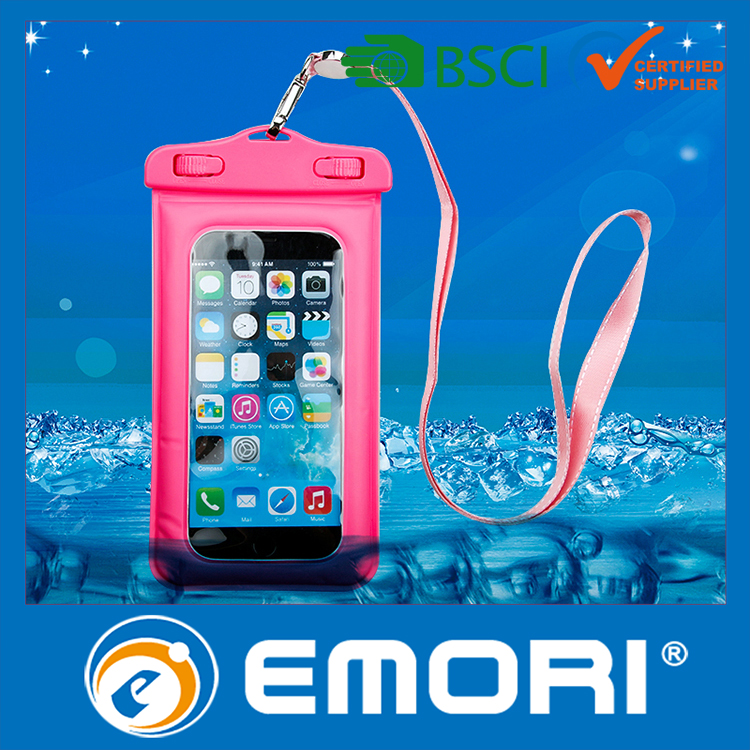 Customized Waterproof Mobile Phone Case