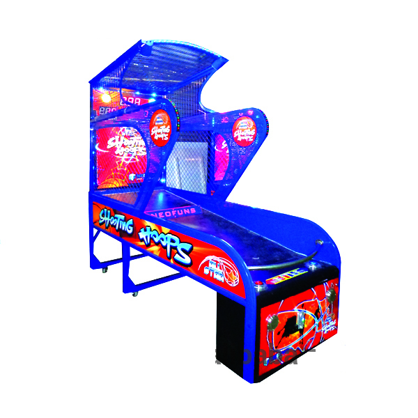 Best Selling Basketball Arcade Game Machine Slam Dunk Coin Operated Basketball Machine Street Basketball For Adult