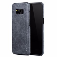 [X-Level]Mobile Cover and Accessories Leather Cell Phone Case for Samsung Galaxy S8 Back Cover