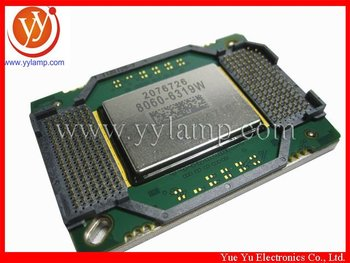 Promotion and quality Projector DMD CHIP 8060-6318W /8060-6319W