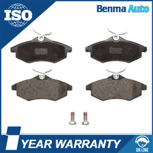 D1219 Front Brake Pads for Citroen