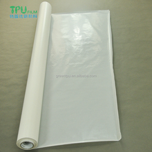 Transparent TPU laminating film for garment hot melt adhesive film