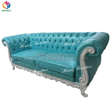 Living room cheap used royal european sofa
