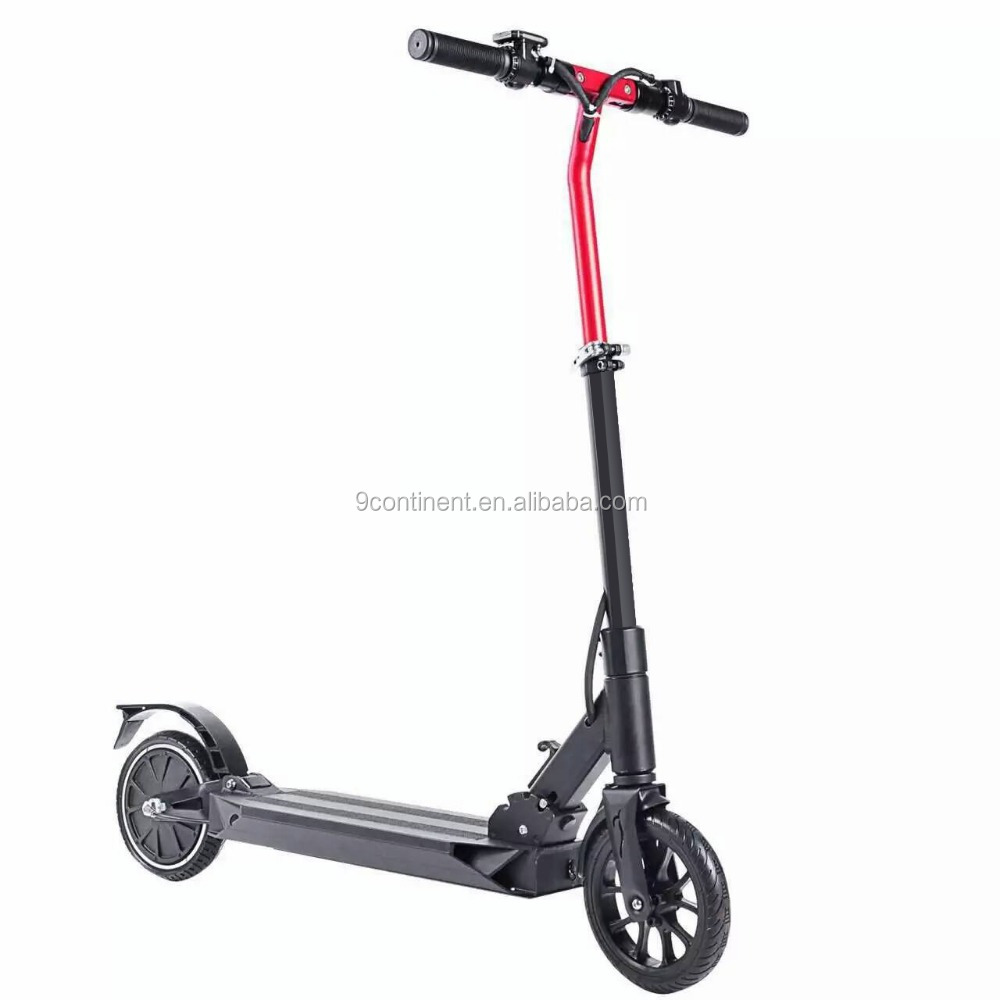 The rear wheel motor mini electric kick scooter from china