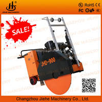 made in China cheap price safe concrete saw Asphalt cutter Equipment with diesel engine JHD900