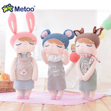 Metoo Brand New Restoring Ancient Ways Dream Angela Plush Dolls Toys