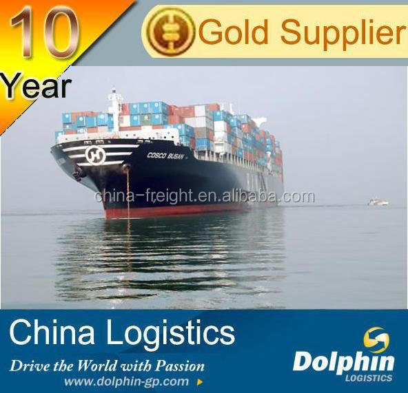 Professional LCL FCL sea freight shipping cost from guangzhou china to USA