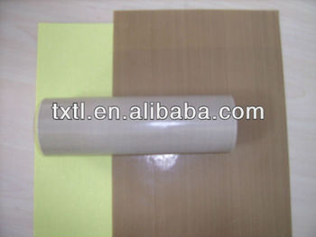 Heat resistant PTFE Adhesive Tape/PTFE Cloth