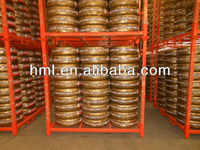 Steel Warehouse Tyre Rack Dispaly